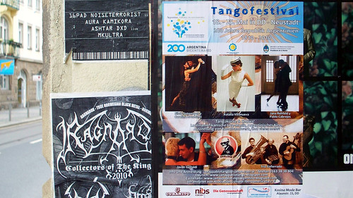 Tangofestival in der Neustadt