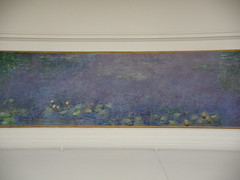 Waterlillies (driababe) Tags: paris france museum painting monet waterlillies lorangerie