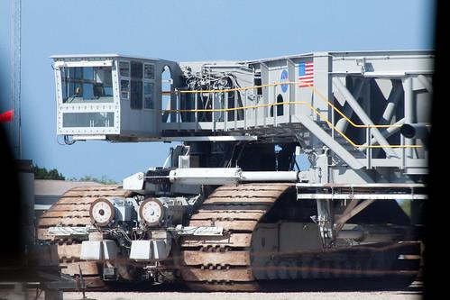 Shuttle Crawler