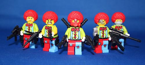 Combat Clowns
