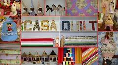 Casa Quilt (Casa_Quilt) Tags: casa quilt patchwork letras forradas tildas