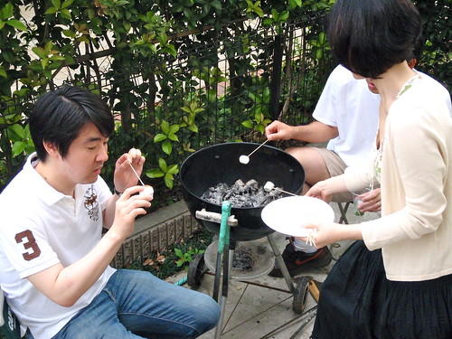 Professor Itoh's BBQ