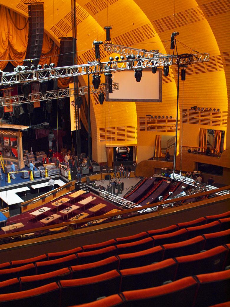USA Trip - Radio City Music Hall