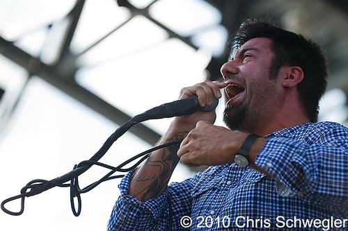 Deftones - 05-22-10 - Rock On The Range, Columbus, OH