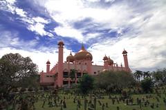 Indian Mosque, Kuching, Borneo