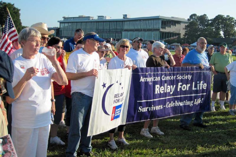 Hot Springs Relay For Life 2