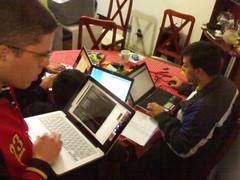 Equipe de desenvolvimento Ibta mamuTIweb