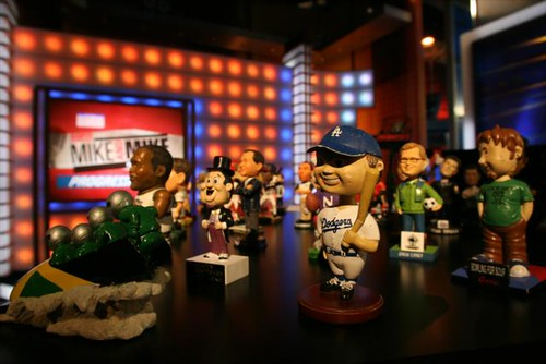 Lots of bobble heads