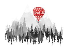 Grandma's Hot Air Balloon