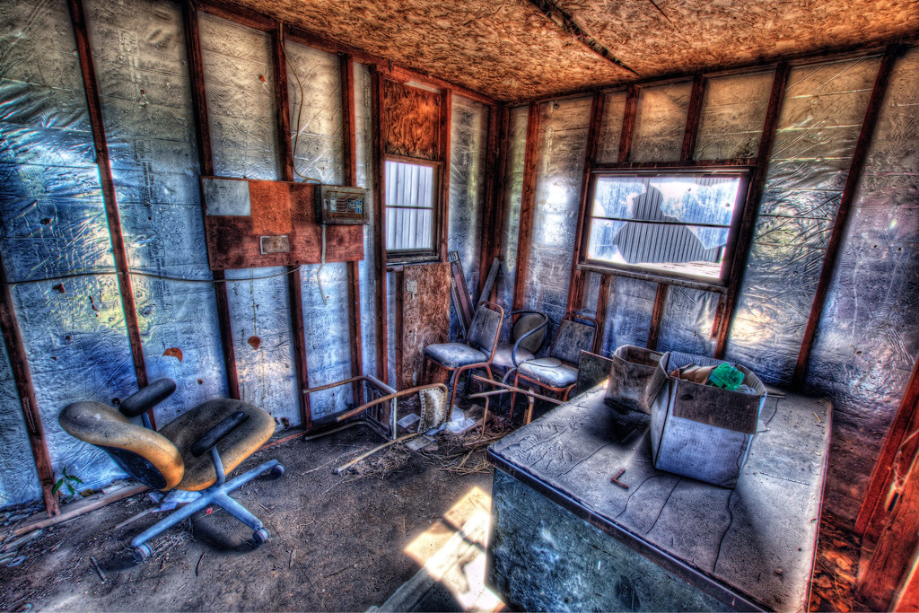 Decay in Oglesby, IL.