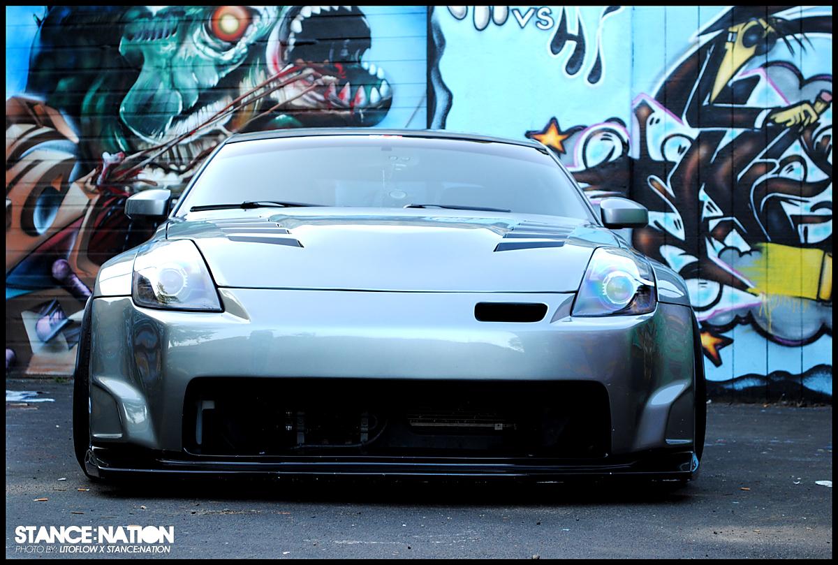 Scion Tc Mods >> Beastly 350Z x Stance:Nation | StanceNation™ // Form > Function