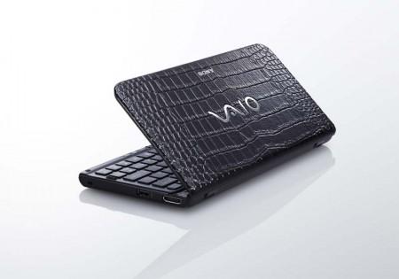 Sony VAIO P Black Crocodile