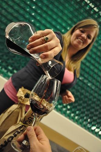 Tinhorn Creek Wine Tasting, with a Social Twist