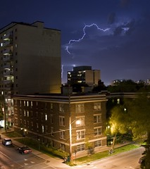 balcony lightning (shawn peps) Tags: