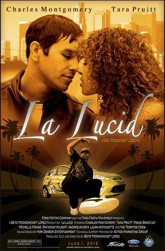 'La Lucid' Movie Poster