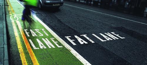fat lane