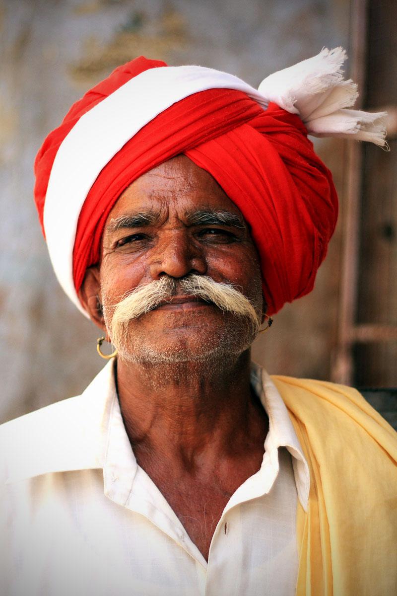 Mustache man. Photography blog.