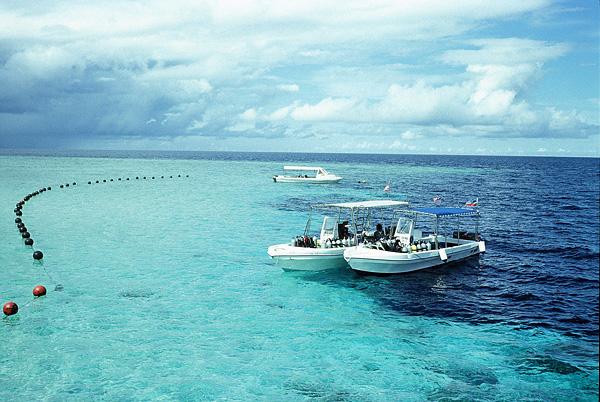 Sipadan Island 2008