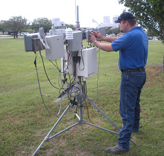 Engineers - smart irrigation controllers get a little smarter by Texas Water Resources Institute, on Flickr