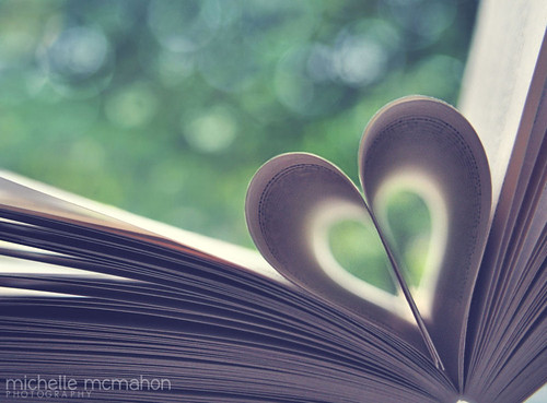 book heart / michy66
