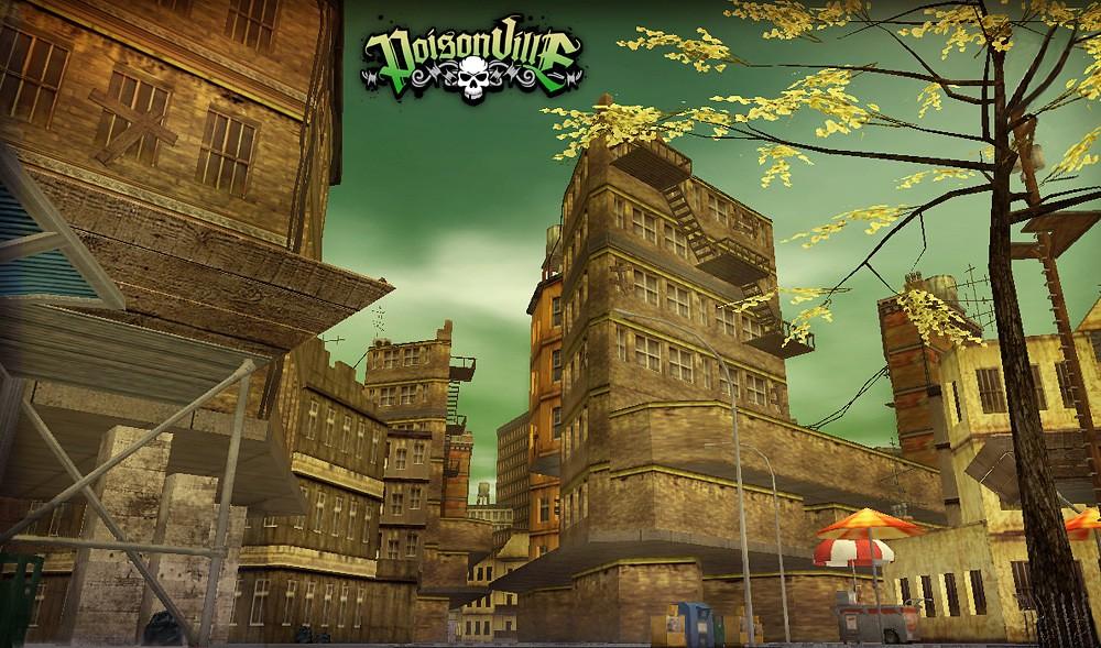 Poisonville kostenloses MMO MMORPG