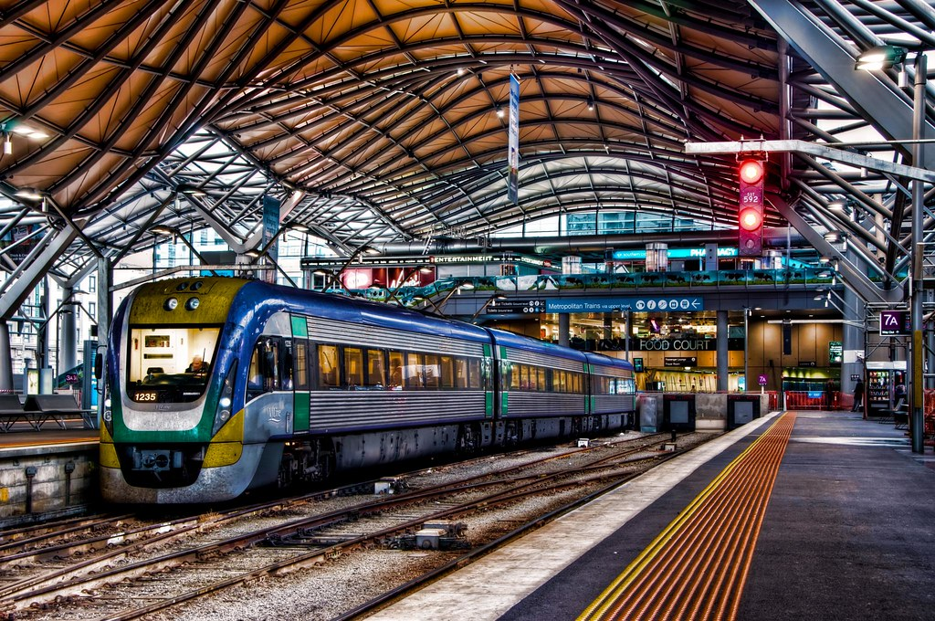 All Aboard at Southern Cross