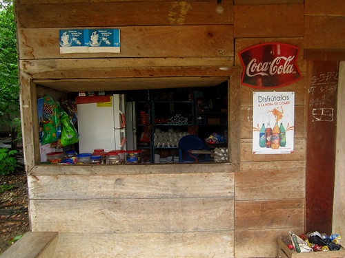 Frontera Corozal 15 - Village shop