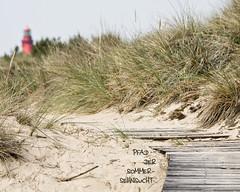 | 06 | (salynaz) Tags: wood summer lighthouse beach grass june sand calendar path dune leuchtturm 2010 bohlenweg