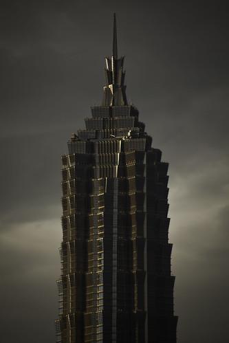 [フリー画像] 建築・建造物, 高層ビル, 中華人民共和国, 上海, 201006041700