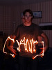 [ YANN ] (grand Yann) Tags: longexposure people lightpainting lighttrails glowstick yann dwcfflightpaint