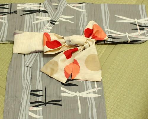 Kimono for my baby