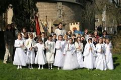 Erstkommunion St.Hubertus