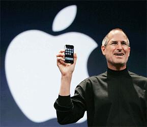 Microsoft Exchange Compatible iPhone Coming Soon