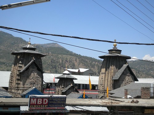 Chamba town
