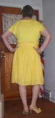 6-4-3a (prettysissydani) Tags: summer yellow crossdressing bow nowig