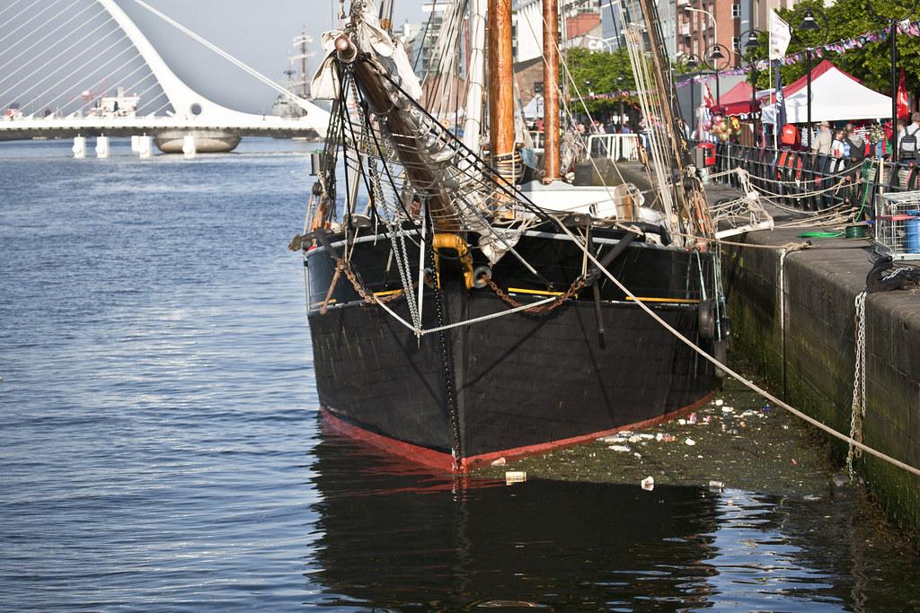 Dublin Maritime Festival 2010 - Bessie Ellen
