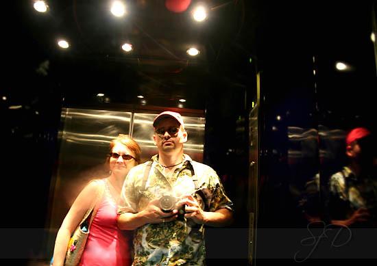 elevator mirrors