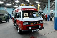 DSC_0412 (KDFKID) Tags: bus vw volkswagen t3 camper 2009 kombi transporter bulli t25 vanfest