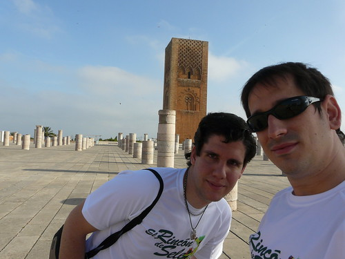 Torre de Hassan