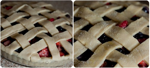 Bumbleberry pie 2