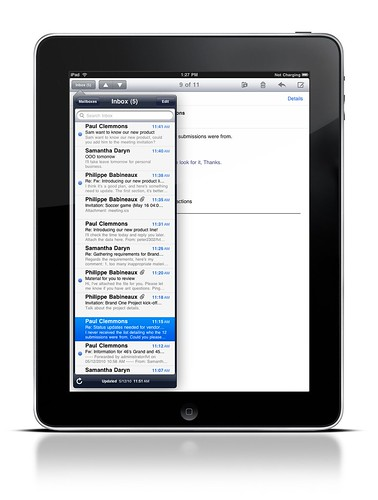 Lotus Notes Traveler Ipad Configuration