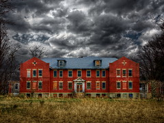 10-03-28-2210-4738hdre (dustin.farnum) Tags: house storm abandoned strange night weird newjersey darkness ghost center haunted creepy princeton weathered haunting montgomery phantom uninhabited decayed sincity possessed supernatural developmental poltergeist unearthly skillman platinumheartaward thebestshot flickraward dustinfarnum