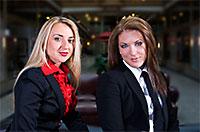 Oksana Vignan & Chelsea Coyne