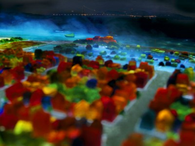SF in Jello by Liz Hickok