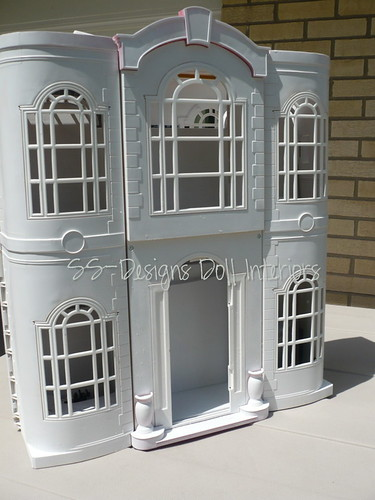 HSM Dollhouse WIP Ext 3