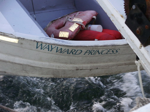 Wayward Princess in Toronto