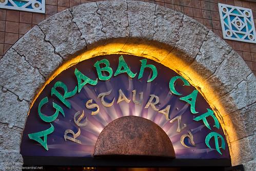DLP Feb 2010 - Agrabah Cafe