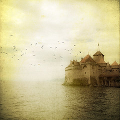 Chteau de Chillon (Weisimel) Tags: lake castle history texture birds zeiss square de t schweiz switzerland nikon treasure post geneva swiss chest year textures carl processing format mm chillon 18 chateau schloss chteau gebude historia squared switz canton textured carr montreux 18mm quadrat vaud distagon zamek 1005 ptaki cuadrado zf jezioro tejido textur d90 historische kanton riwiera soulscapes tekstura 3518mm schlosses szwajcarska genewskie saariysqualitypictures magicunicornverybest magicunicornmasterpiece magiayfotografia quadrangolo