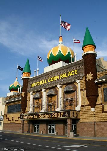 Mitchell, South Dakota, Corn Palace-1