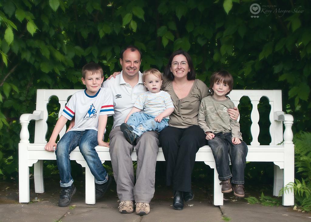 Family portrait!  164/365